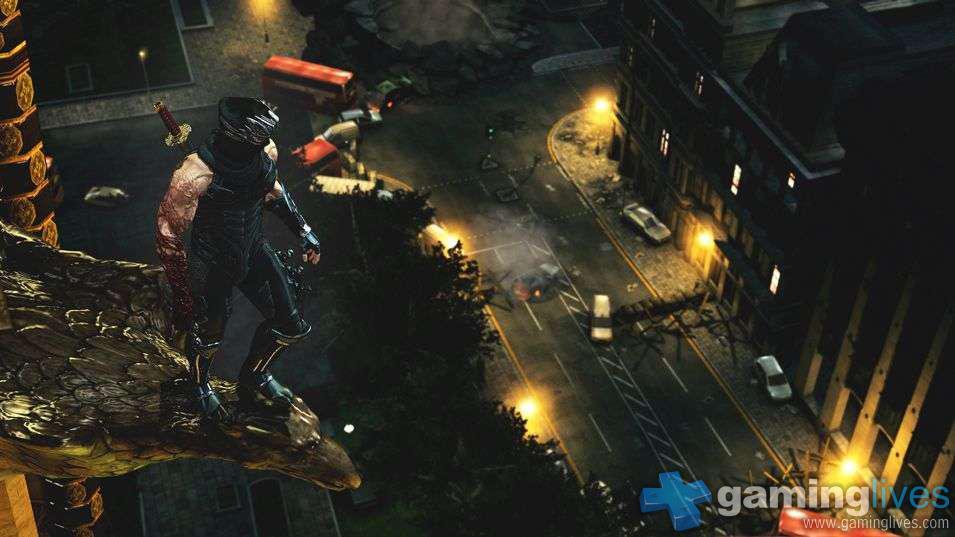 Gaming Lives Ninja Gaiden 3 E3 Preview