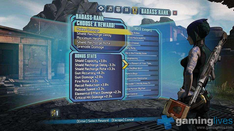 Gaming Lives » Why Borderlands is Better Than Borderlands 2