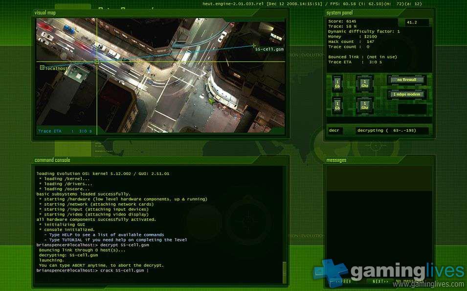 Игра Хакер Взлом 2.0 Переводите себе деньги с чужих банковских