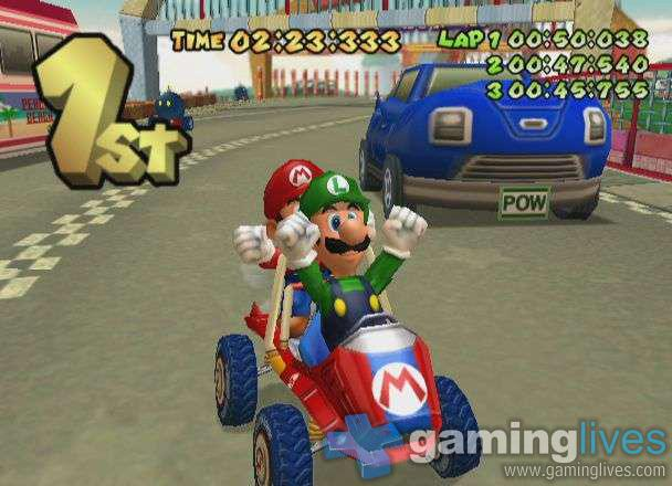 Gaming Lives » I'm In Love With My Kart