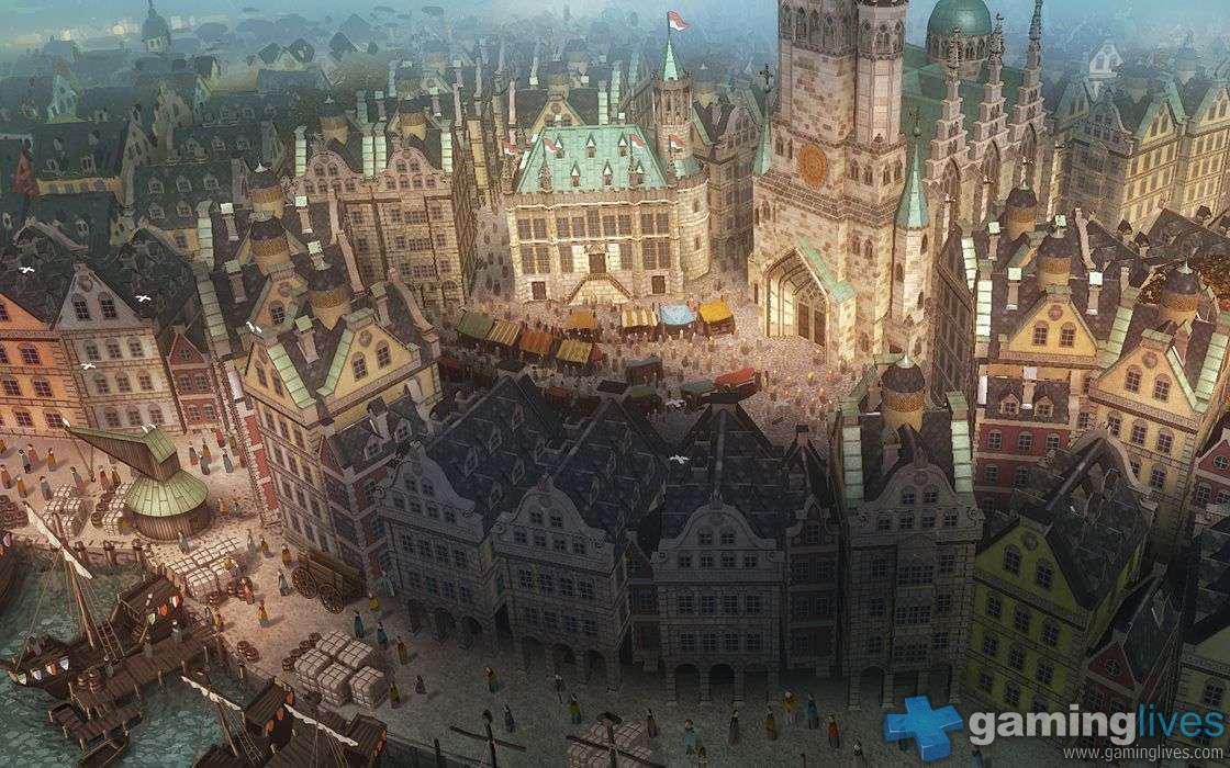 Patrician IV: Review | GamingLives
