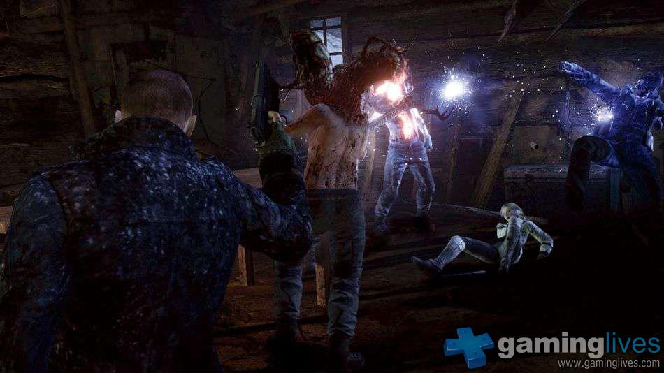 Gaming Lives Resident Evil 6 Review