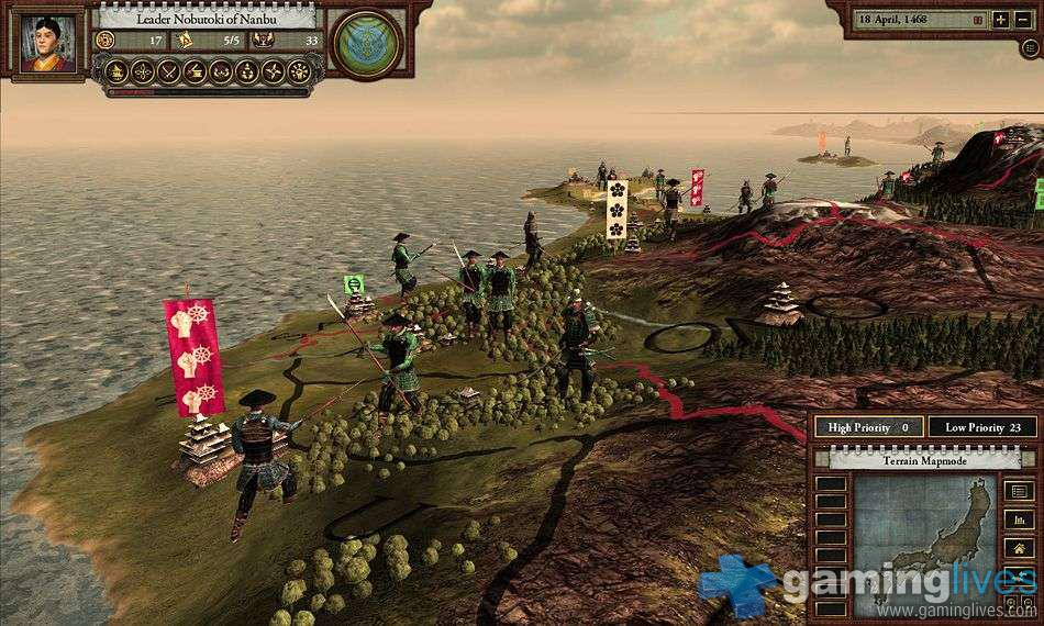 Sengoku – Review | GamingLives