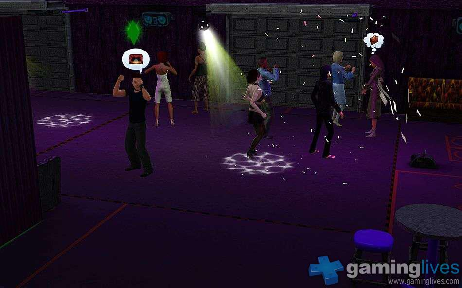Gaming Lives » The Sims 3: Late Night – Review