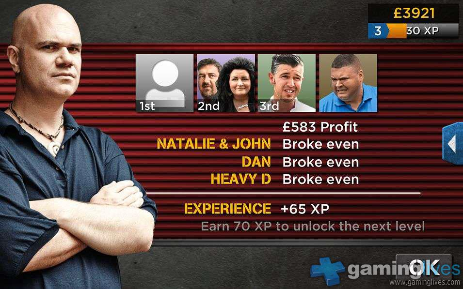 Storage Hunters Game