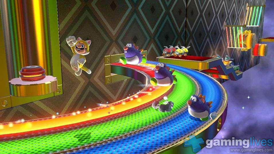 Gaming Lives » Super Mario 3D World – Review