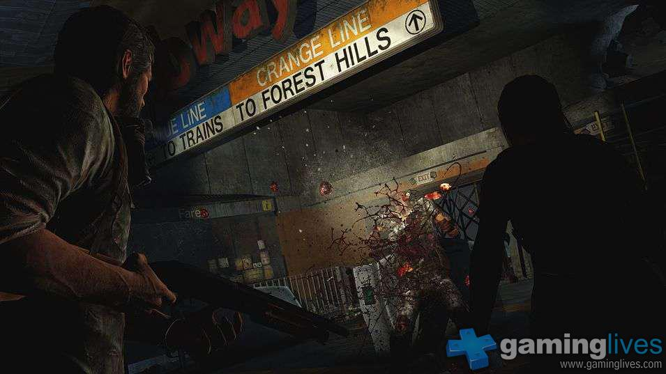 The Last Of Us Review GamingLives - The last of us multiplayer maps