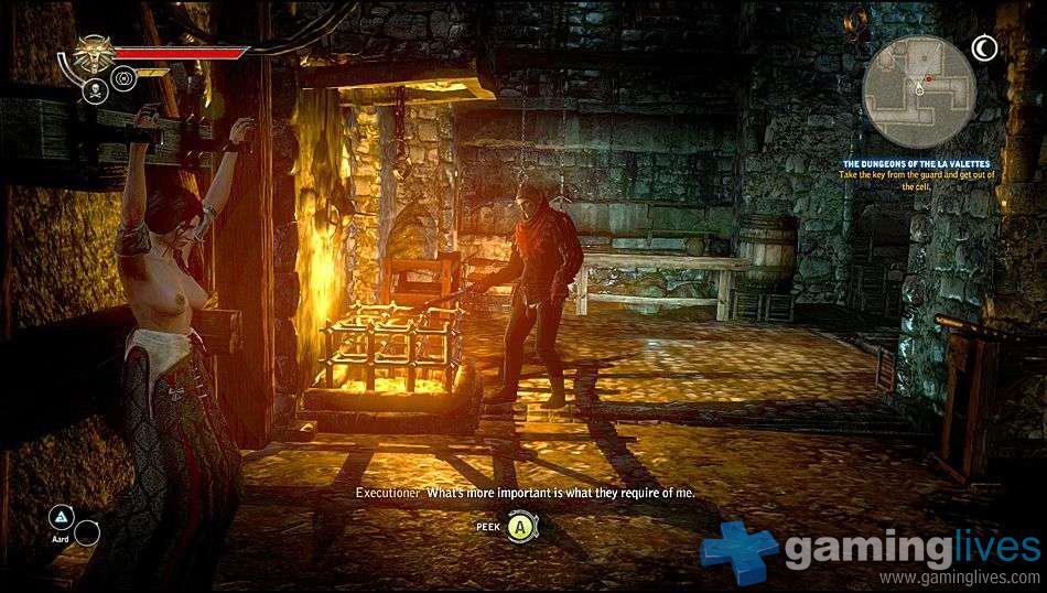 Gaming Lives » The Witcher 2 (console) – E3 Preview