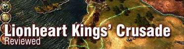 Lionheart: Kings' Crusade Review