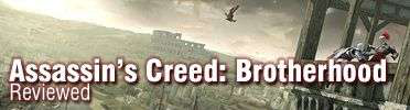 Assassin's Creed: Brotherhood – Review