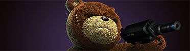 I Heart…Naughty Bear