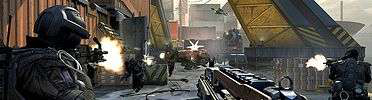 Call of Duty: Black Ops II – E3 Preview