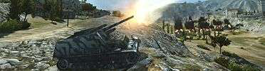 World of Tanks On Xbox 360 – E3 Preview