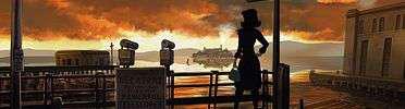 1954: Alcatraz – Preview