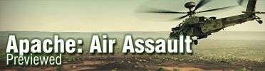 Apache: Air Assault Preview