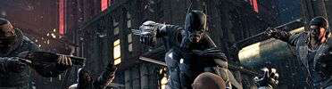Batman: Arkham Origins – Preview