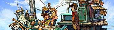 Deponia – Review