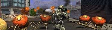 EDF: Insect Armageddon Preview and Interview