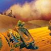 Acoustic Gaming: Forbidden Desert