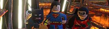 LEGO Batman 2: DC Super Heroes – Review