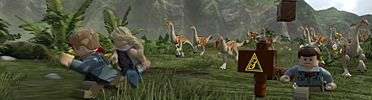 LEGO Jurassic World – Review
