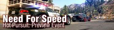 Need For Speed Hot Pursuit – A Day At The Races