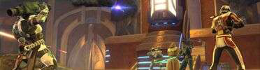 Star Wars the Old Republic: E3 Preview