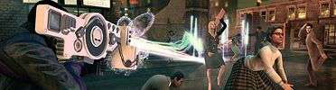 Saints Row IV – Interviews With Audio Director Brandon Bray and Art Director Stephen Quirk