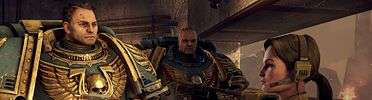 Warhammer 40,000: Space Marine – E3 Preview
