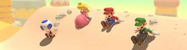 Super Mario 3D World – Review