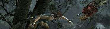 Tomb Raider – Karl Stewart Interview