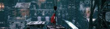 Woolfe: The Red Hood Diaries – Preview