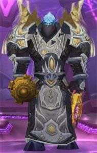 This is me in Warcraft form